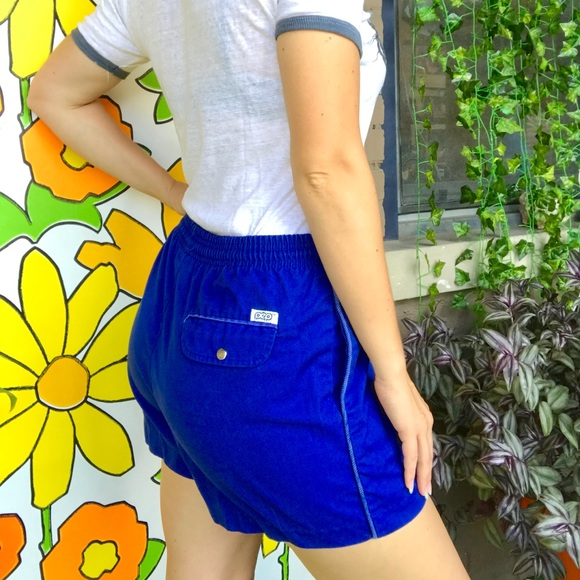 Vintage Shorts 70s 80s Mens Athletic Short 3234 Poshmark